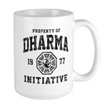 Dharma Faded Large Mug