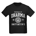 Dharma Faded Kids Dark T-Shirt
