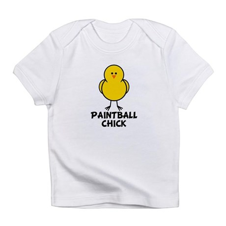 Paintball Chick Infant T-Shirt