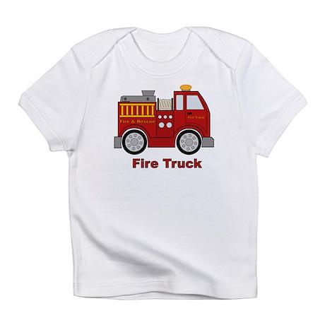 Frie Truck Onesie Infant T-Shirt