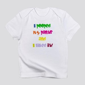 Colorful Poop Infant T-Shirt