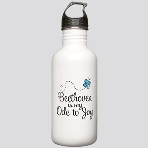 Beethoven Ode To Joy Stainless Water Bottle 1.0L