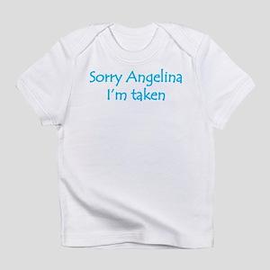 Sorry Angelina Infant T-Shirt