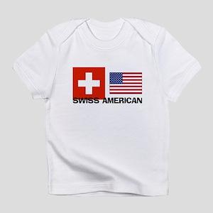 Swiss American Infant T-Shirt