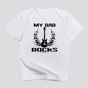 Dad Rocks Infant T-Shirt