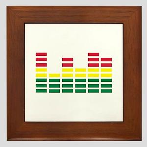 Equalizer Framed Tile