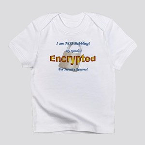 """Encrypted"" Infant T-Shirt"