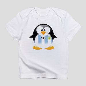 argentina soccer tux Infant T-Shirt