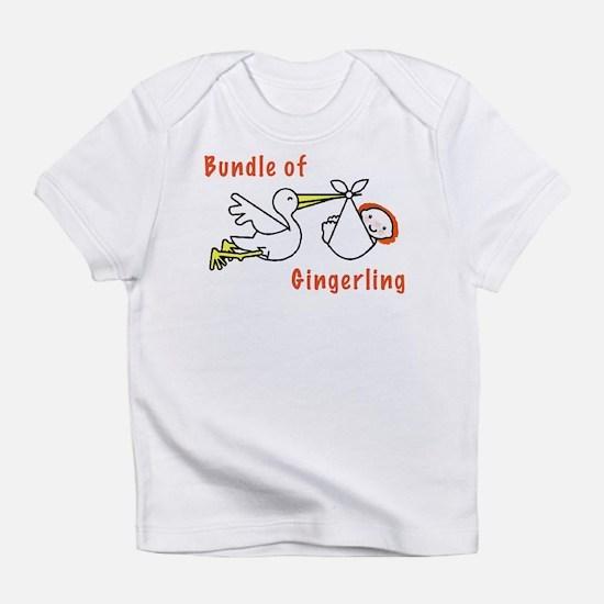 Baby Ginger Infant T-Shirt