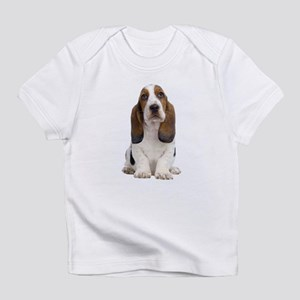Basset Hound Picture - Infant T-Shirt