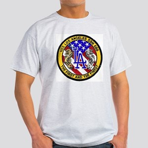 USS Los Angeles SSN 688 Light T-Shirt