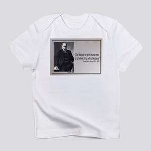 Thomas Huxley Quotes Infant T-Shirt