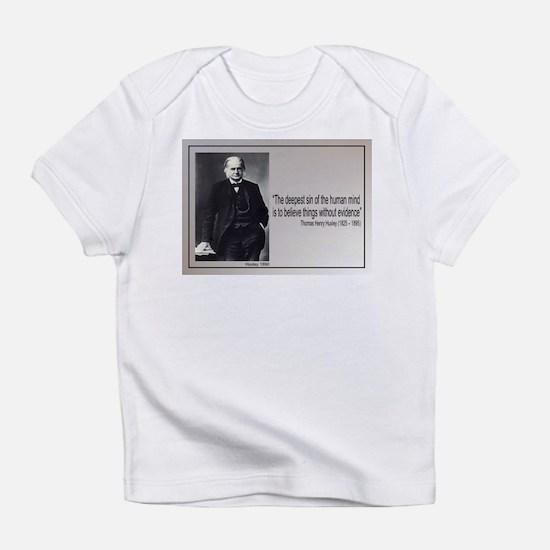 Thomas Huxley Quotes Infant T-Shirt