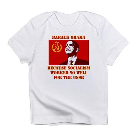 Obama sucks Infant T-Shirt