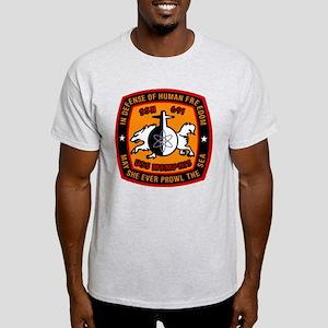 USS Memphis SSN 691 Light T-Shirt