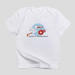 Stork Baby Switzerland Infant T-Shirt