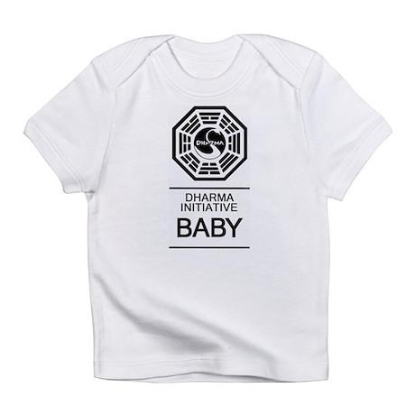 "Dharma Initiative ""Baby"" Infant T-Shirt"
