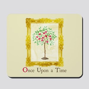 OUAT Lucy Story Book Mousepad