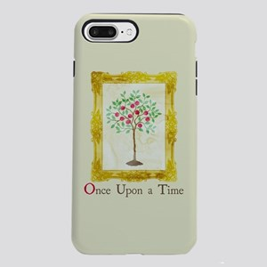 OUAT Lucy Story Book iPhone 7 Plus Tough Case