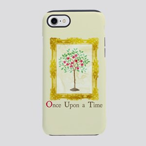 OUAT Lucy Story Book iPhone 7 Tough Case
