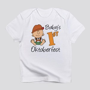 Baby's First Oktoberfest Infant T-Shirt