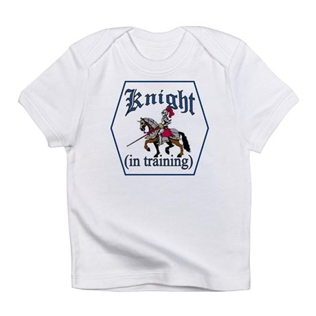 Knight (in training): Infant T-Shirt