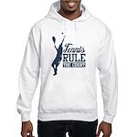 Tennis : Rule the Court Hooded Sweatshirt