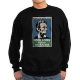 Abraham lincoln Sweatshirt (dark)