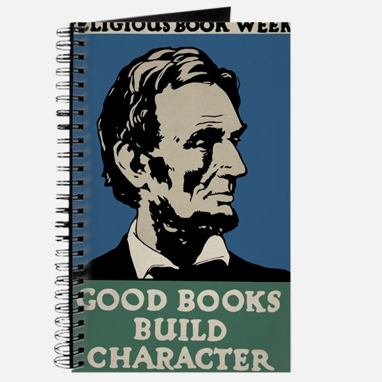Cute Abe lincoln Journal