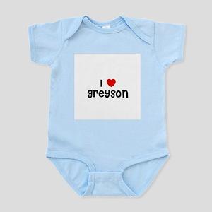 I * Greyson Infant Creeper