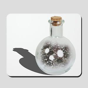 Bottle of Motivation Mousepad