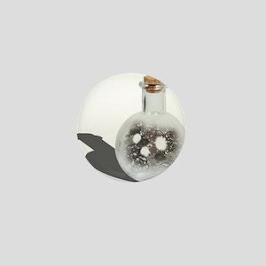 Bottle of Motivation Mini Button