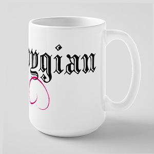 Callipygian - Gothic Large Mug