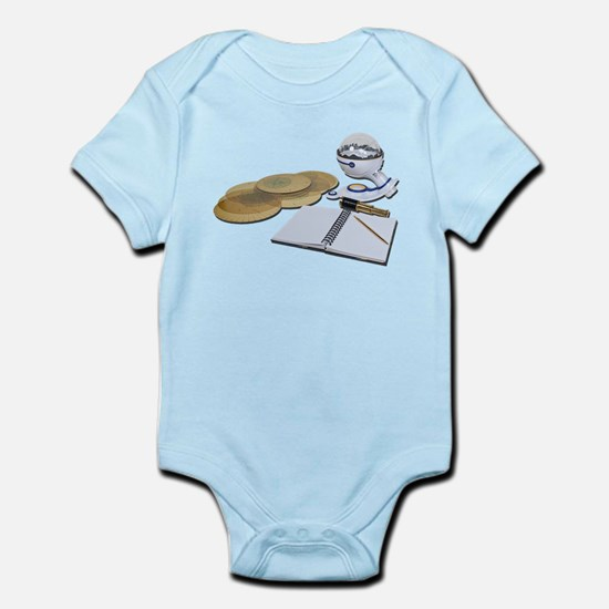 Charting the Skies Infant Bodysuit