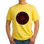 Aegishjalmur Yellow T-Shirt