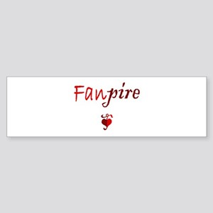 'Fanpire' Sticker (Bumper)