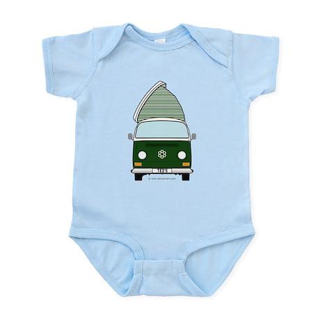 vans baby body