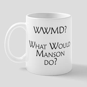 Manson Mug