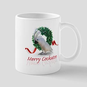 merry cockatoo Mug