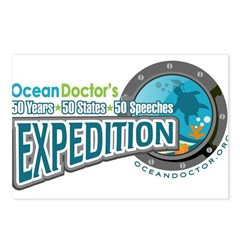 50-States Expedition Postcards (Package of 8)