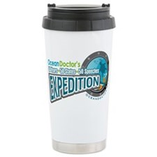 50-States Expedition Stainless Steel Travel Mug