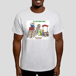 Not Amused Light T-Shirt