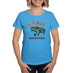 8 Ball Champion Women's Dark T-Shirt