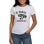 8 Ball Champion Women's T-Shirt