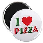 I love PIZZA Magnet