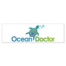 Ocean Doctor Logo Sticker (Bumper)