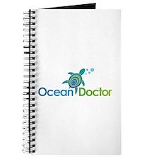 Ocean Doctor Logo Journal