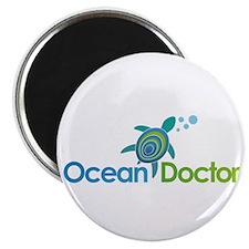 Ocean Doctor Logo Magnet