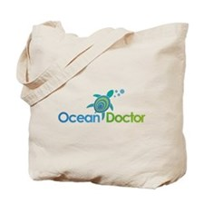 Ocean Doctor Logo Tote Bag