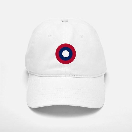 USA Roundel Baseball Baseball Cap